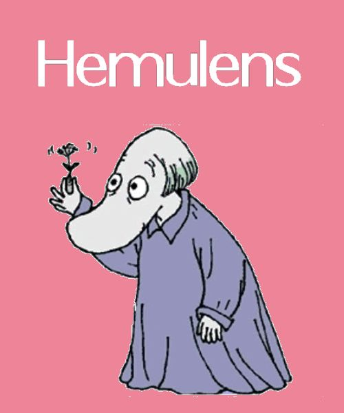 Moomin Mugs : Hemulen