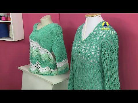 Vida com Arte | Dicas de tricô por Vitória Quintal - 16 de Outubro de 2015 - YouTube