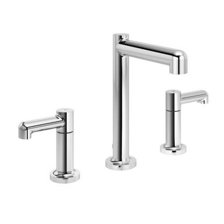 Museo 2 Handle Widespread Faucet With Drain Assembly 1 5 Gpm