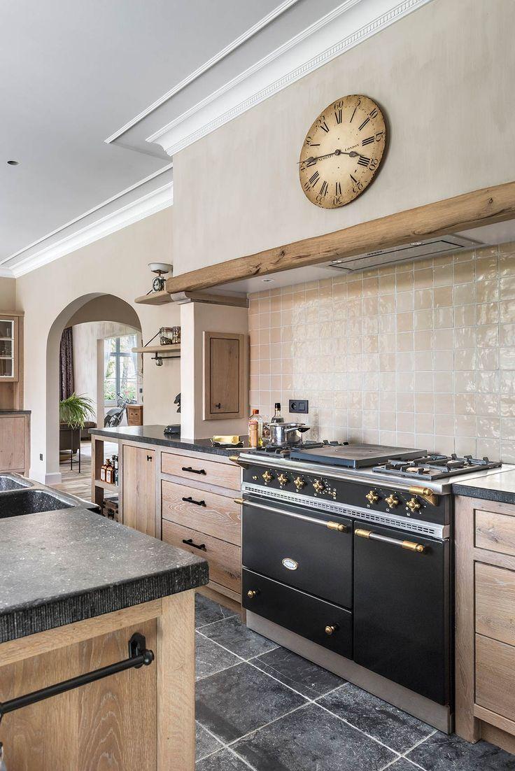 Eiken Project | Landelijke keuken | Massief eikenhout | Luxus Wonen