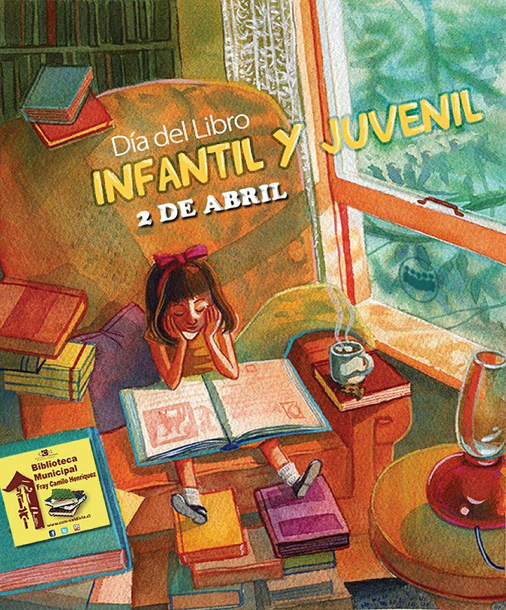 2 de Abril Día Internacional del Libro Infantil y Juvenil