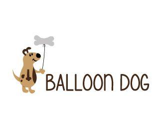 Logo Design - Balloon dog