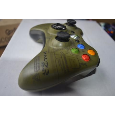 Control Inalambrico Xbox 360 Edición Halo Odst