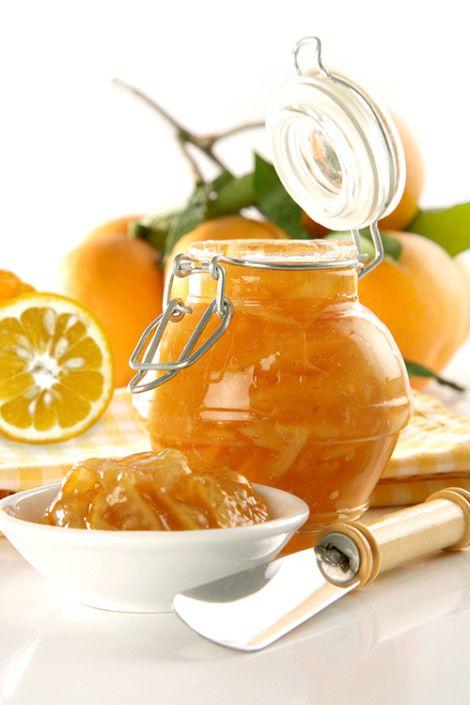 Pomerans & apelsinmarmelad