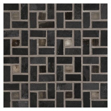 Complete Tile Collection Mixed Material Mosaic Buji Spiral Zumi Gl Mi
