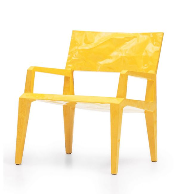 17 best images about yellow chairs benches stools sofas