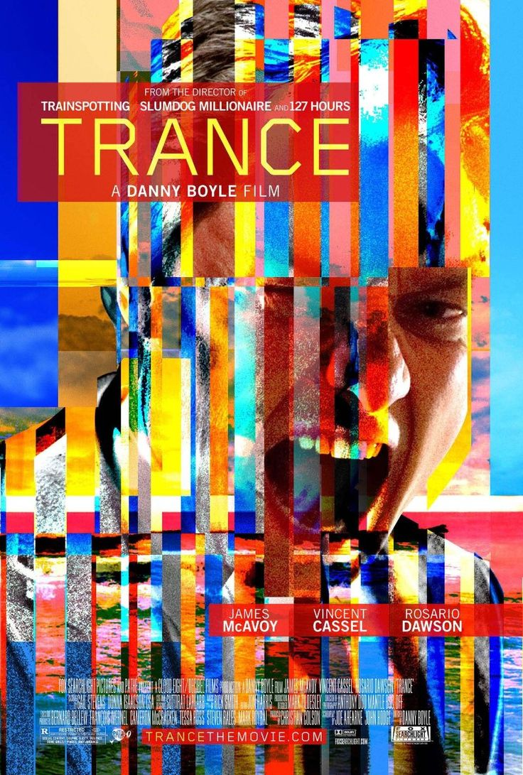 Trance (2013) You'll feel pretty shaken after this - it certainly plays with your mind