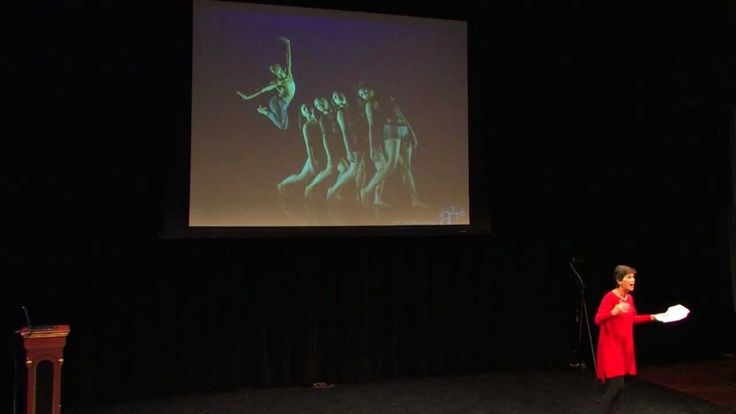 Why Art Matters: Dr. Linda F. Nathan at TEDxTheCalhounSchool