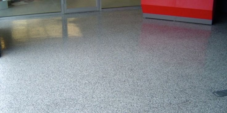 Seamless Floor Coating Systems