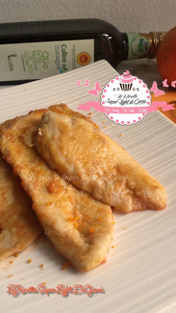 Pollo all'arancia light (277 calorie a porzione) | Le Ricette Super Light Di Giovi