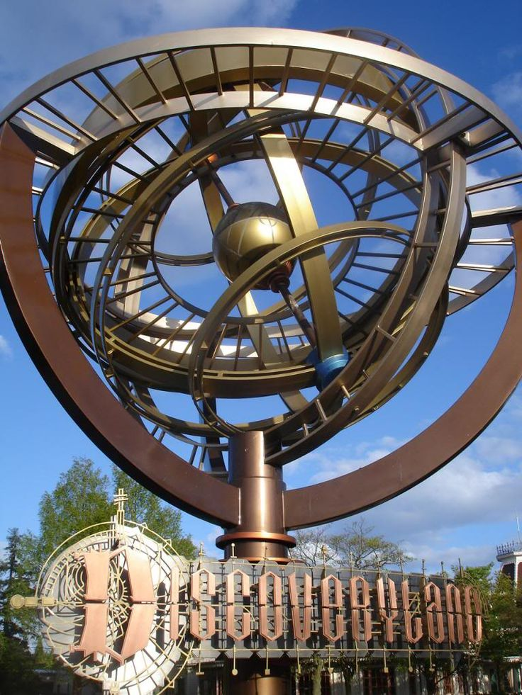 #Disneyland Paris. Discoveryland #DLP #DLRP #Disney