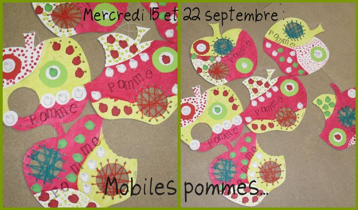 9 best ✂ ✂ ✂ DIY pommes images on Pinterest Apples, Creative - Poser Papier A Peindre