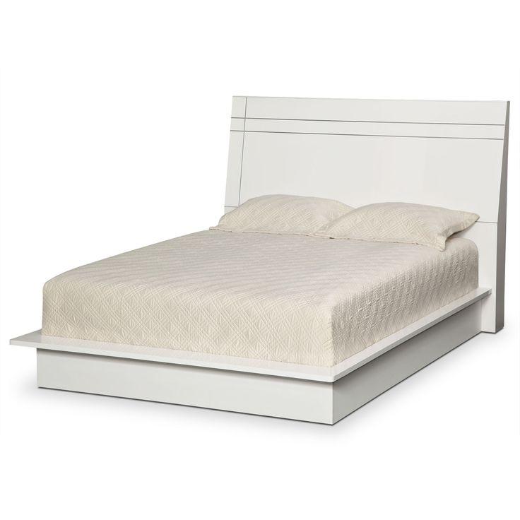 dimora bedroom set%0A Bedroom Furniture  Dimora White II Queen Bed