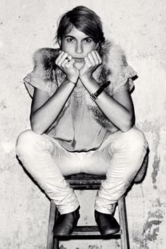 Excited for whatever comes down the runway from our Frenchie Favorite: Isabel Marant