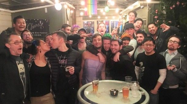 In response to a vicious beating of a gay man in the Marina last week, a Facebook group called SF Gay Mafia is mounting a takeover of HiFi Lounge, the bar outside of which the assault took place.