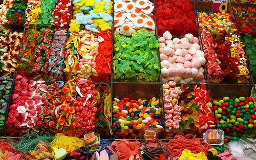 Gummy Bears!!!
