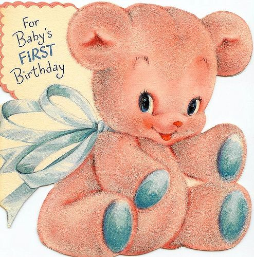 Images Of Vintage Girls First Birthday Card: 1895 Best Vintage Greeting Cards & Images Images On