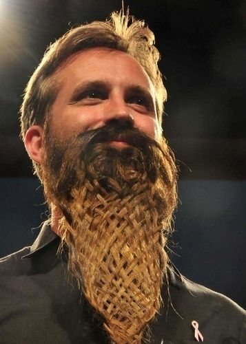 Best Barbes Et Moustaches Images On Pinterest Facial Hair - Mr incredibeard really coolest beard ever seen