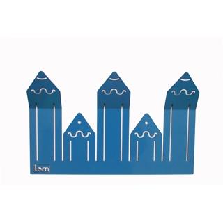PENCILS  design Alessandro Bulgarini  #hanger #wall #clothes #bedroom #kids