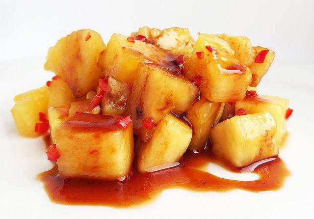 Roedjak Manis (pittige fruitsalade)