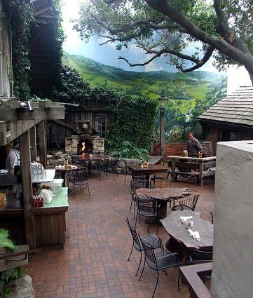 Hog's Breath Inn, Carmel, CA....been here a few times, love sitting by the fireplace!