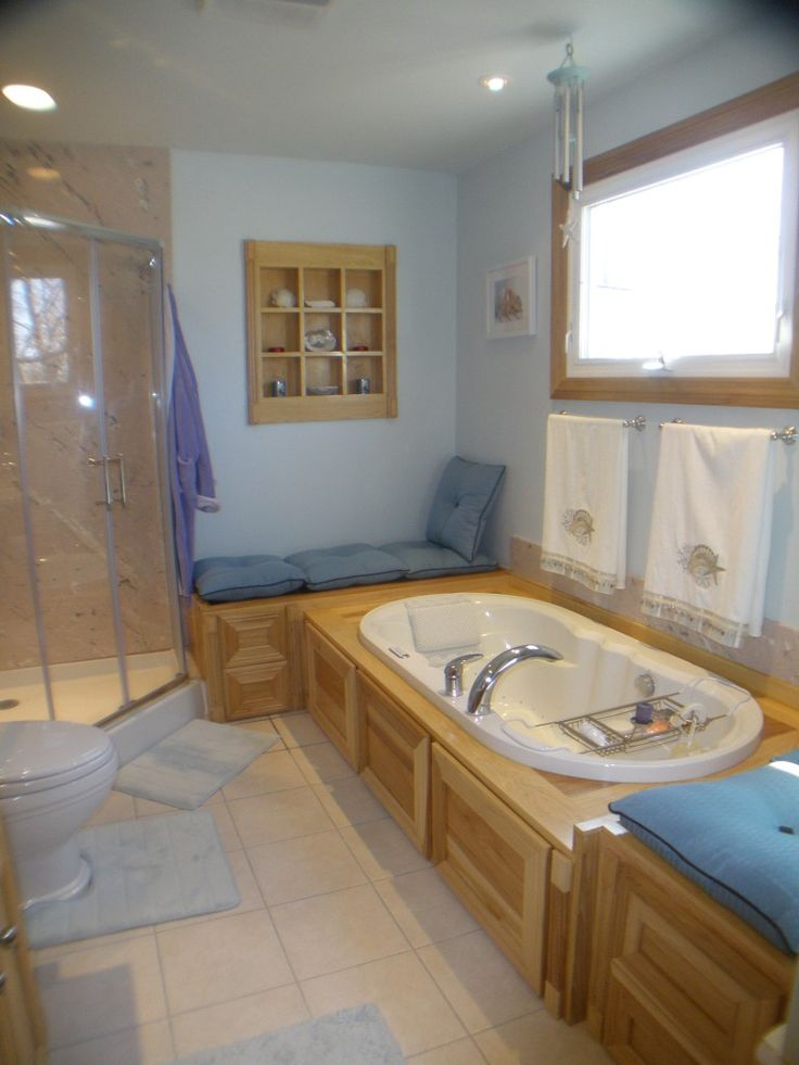 A Bathroom Design From Copper Plus Home Services In Wilmette, IL On The  Kitchen U0026 Bath Channel Website Part 78