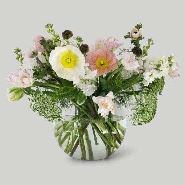 Vase of Flowers | Gardenbird Flowers Web Shop | Art Direction & Photography | Lynda Evans
