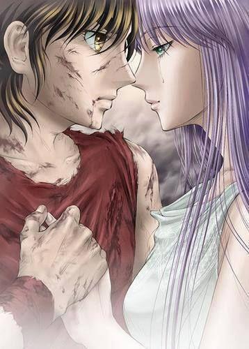 Seiya & Saori