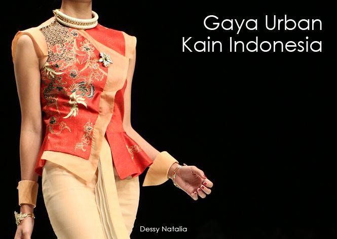 RHYTHM JOUISSENCE – Cita Rasa Modern Kain Indonesia
