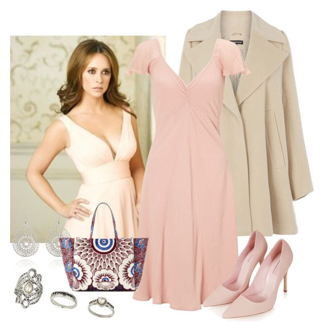 Ghost Whisperer by planjane72 on Polyvore featuring Ghost, Warehouse, Topshop, Valentino and The Limited
