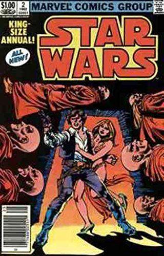 STAR WARS ANN 2 VF-NM COMICS BOOK //Price: $8 & FREE Shipping //     #starwarslife
