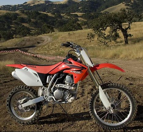 Honda CRF 150 R  Have one, love it, wish i could ride it more...darn my 4.0 GPA