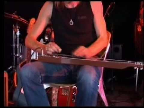 Carl Wyatt - You Gotta Move & Mojo Boogie - (on lap steel)