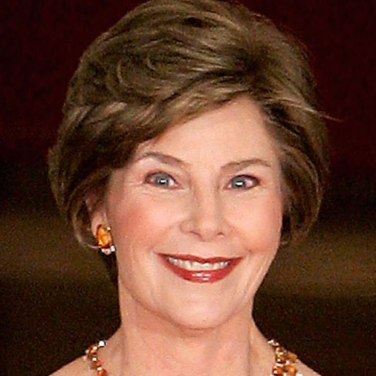 Laura Lane Welch Bush is the wife of the 43rd President of the United States, George W. Bush, and was the First Lady from 2001 to 2009. Wikipedia Born: November 4, 1946 (age 70), Midland, TX Height: 5′ 5″ Spouse: George W. Bush (m. 1977) Education: Southern Methodist University, University of Texas at Austin, Robert E. Lee High School Children: Jenna Bush Hager, Barbara Bush