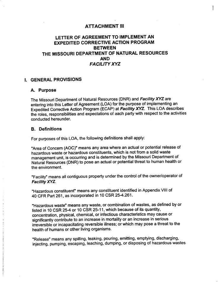 Corrective Action Plan Letter Sample Cover Latter Sample