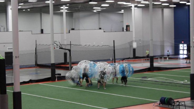 Wistia video thumbnail - Bubble Ball - Spooky Nook Sports