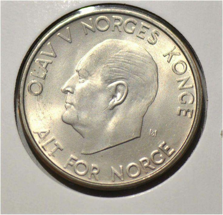 5 kroner 1967 kv0