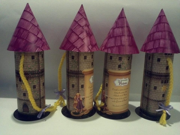 Rapunzel - Invitaciones al cumple: Birthday, Cake, Birthday, Castle Cake, Al Cumpleaño, For Birthday, Castle, Party, My Creation
