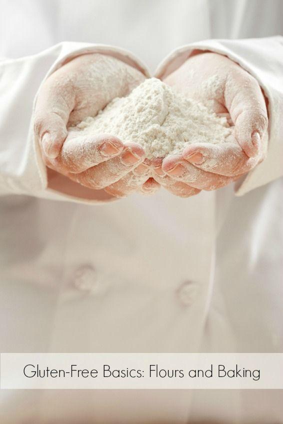 Gluten-Free Basics Flour and Baking   BoulderLocavore.com #glutenfree