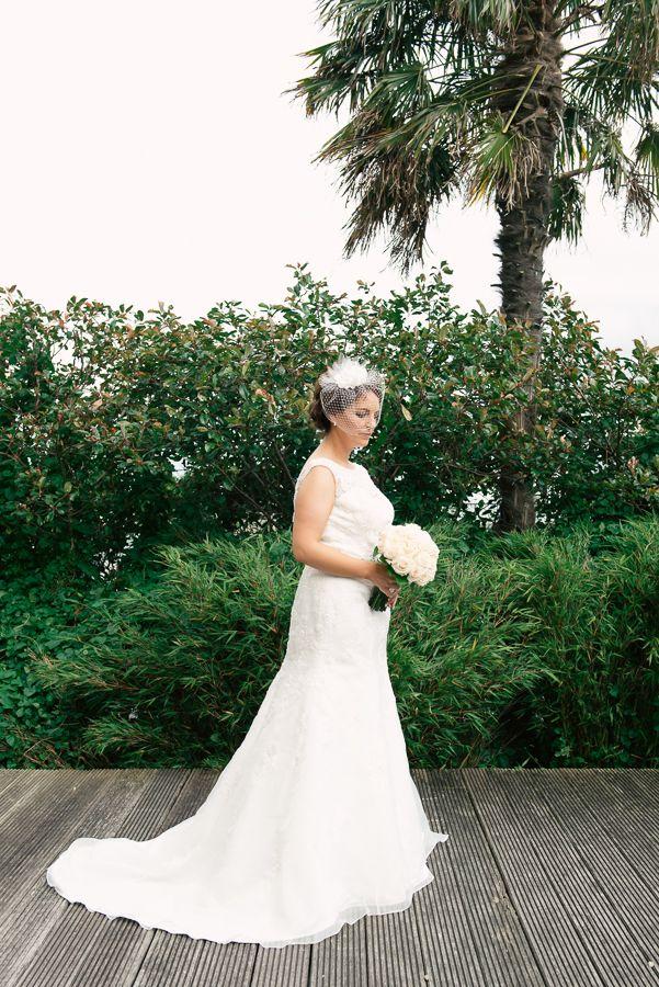 Fine Art Bride Portrait Ireland Wedding