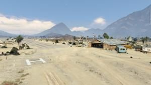 Sandy Shores Airfield - GTA Wiki, the Grand Theft Auto Wiki - GTA IV, San Andreas, Vice City, cars, vehicles, cheats and more