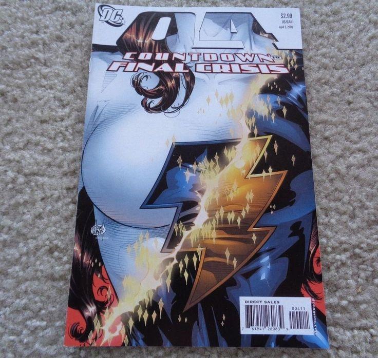 DC Comics Countdown to Final Crisis #4 June, 2008