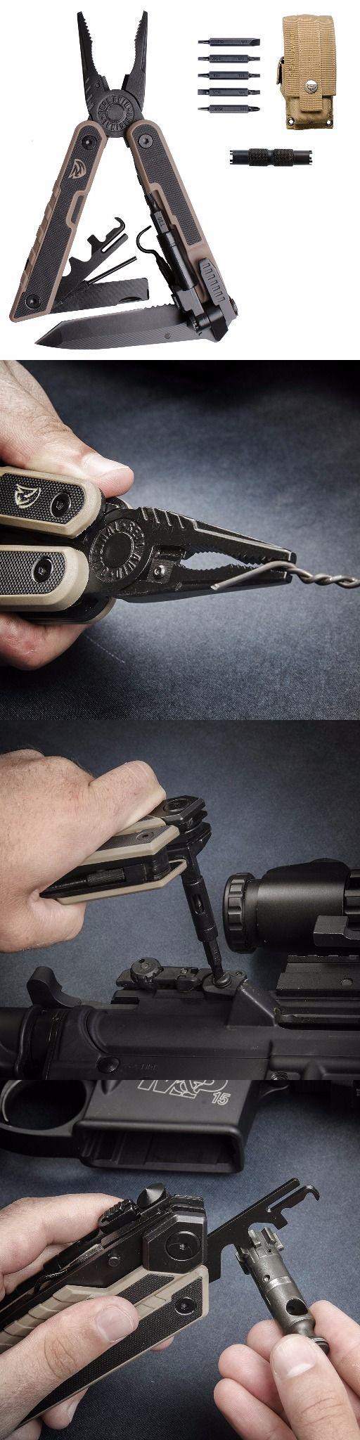 Real Avid AR15 Gun Tool EDC Everyday Carry Multi Tool For Rifle Maintenance @thistookmymoney