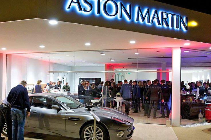 WHEELSOLOGY.COM: New Aston Martin dealership open in Pangbourne, ne...