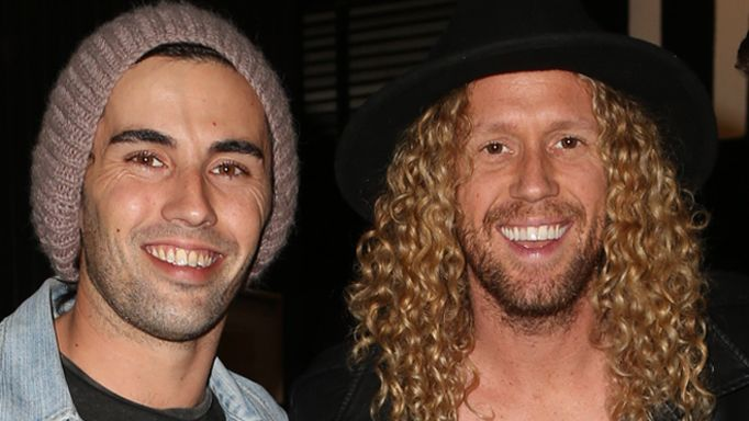 Big Brother 2013 winner Tim Dormer has revealed that he's in same-sex relationship with his best friend, Ash Toweel.