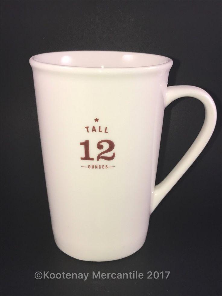 2010 Starbucks Tall 12 ounces Mug Coffee Cup  | eBay