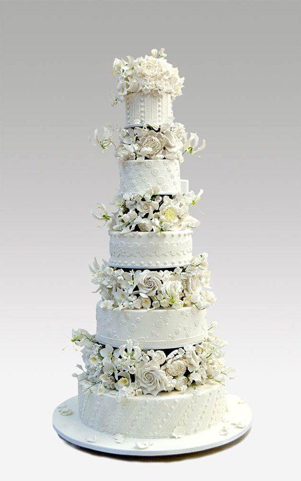 Gorgeous Wedding Cake Images