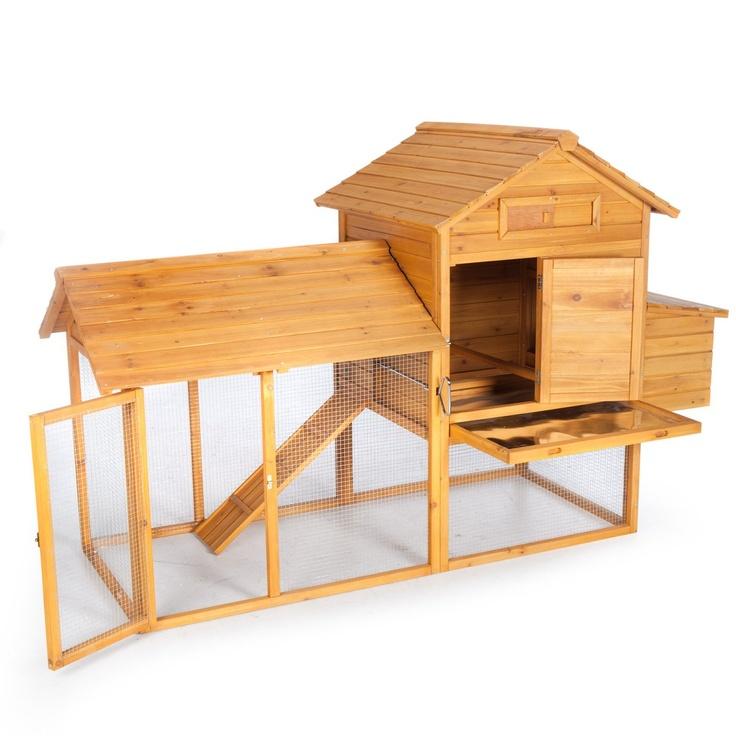 Boomer & George Tree-Tops Chicken Coop - Chicken Coops at Chicken Coop Source