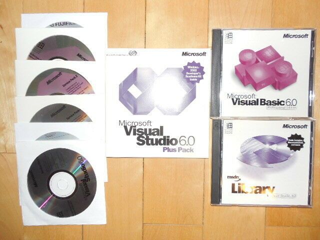 eBay #Sponsored Microsoft Visual Basic 6 0 6 MSDN Library