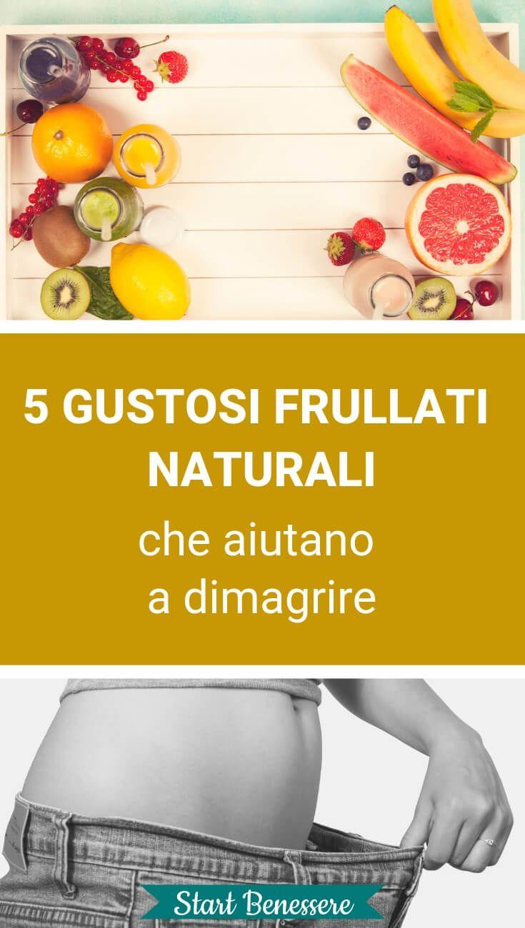 5 gustosi frullati naturali che aiutano a dimagrire for Ricette cibo